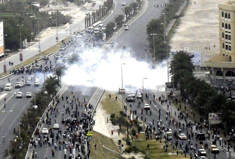 Hundreds injured as violence flares in Bahrain