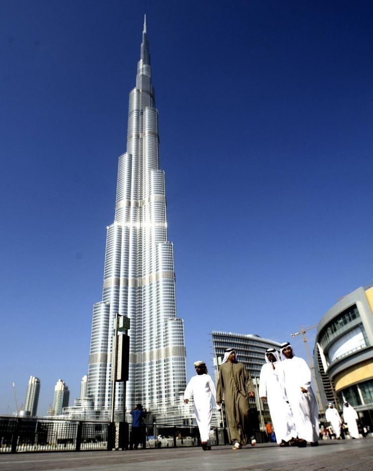 Tycoon says no plans to sell Burj Khalifa party pad