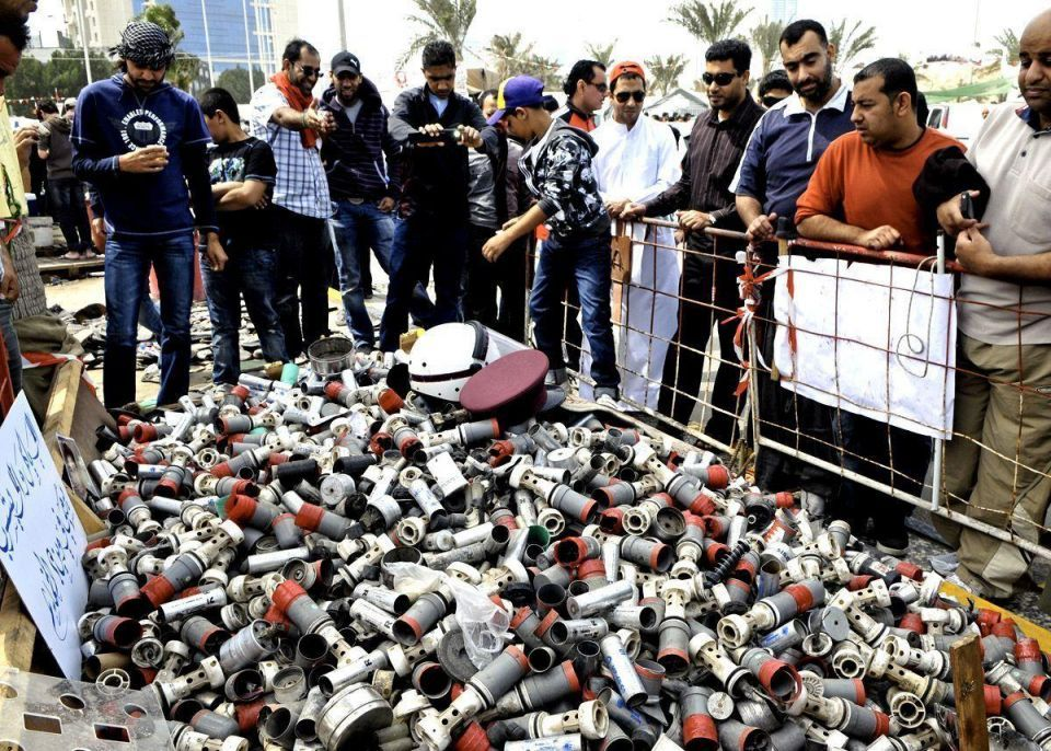 Thousands attend funeral of Bahraini protester