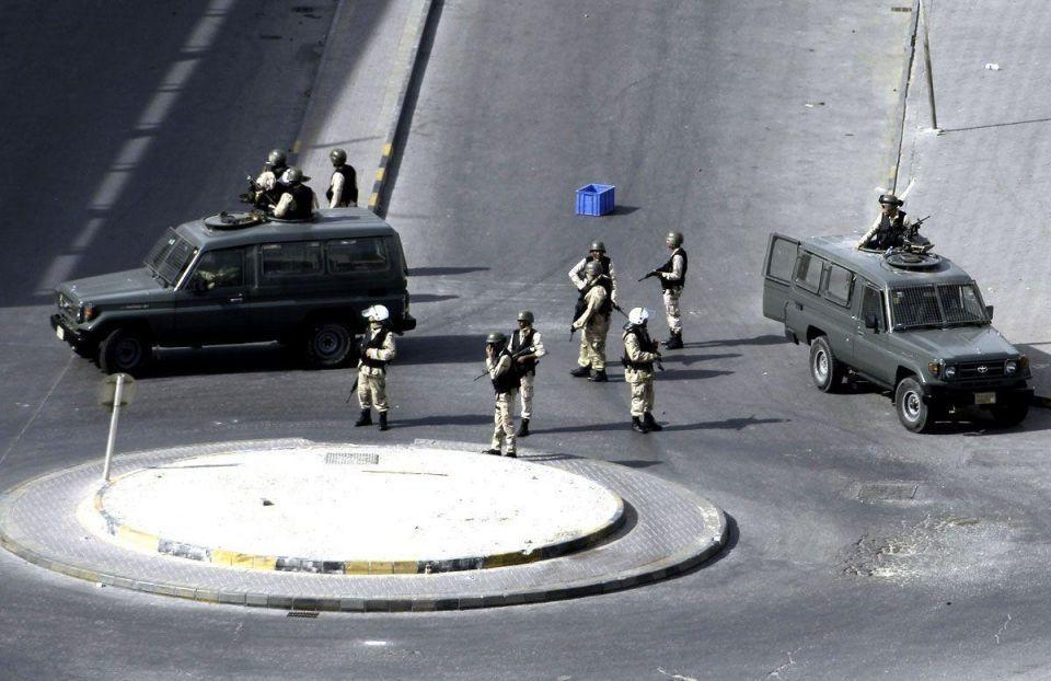 Bahrain's main opposition groups ease demands