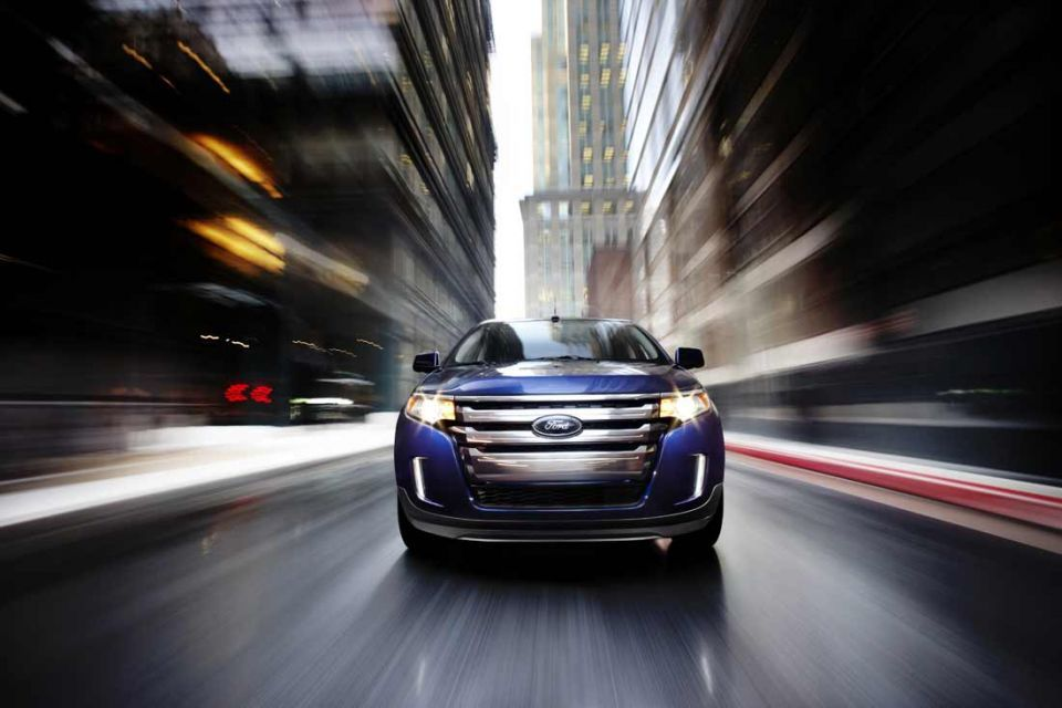 Ford Edge sales rocket in the GCC after launch