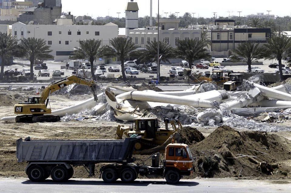 Demolished Bahrain landmark may be set for redevelopment