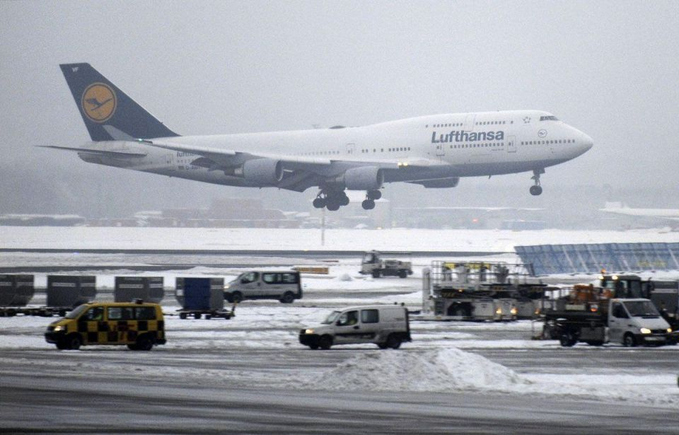 Gulf passengers face woe over German airport strikes