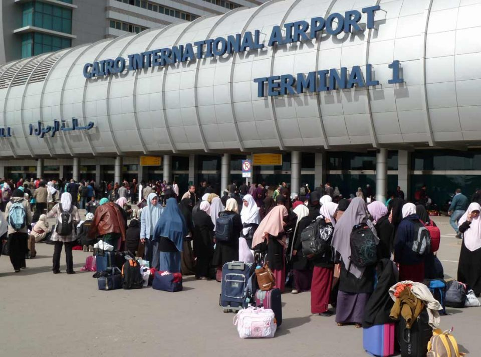 Top 10 Middle East airports in 2010