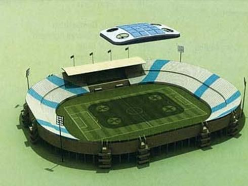 Qatar designs artificial cloud to cool World Cup worries
