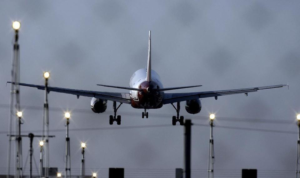 Gulf air traffic close to 'choking point'