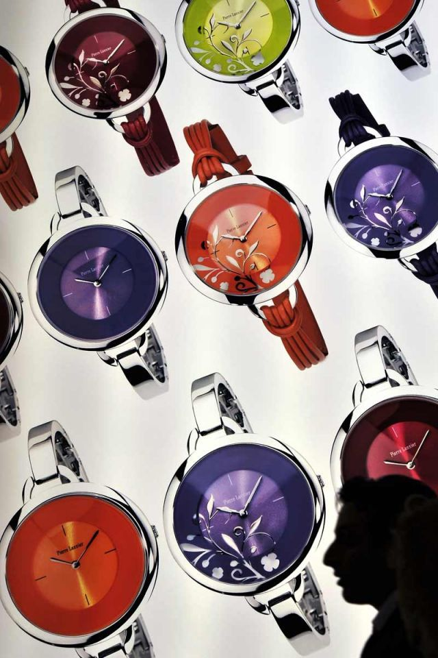 World's top luxury watches on display at Basel