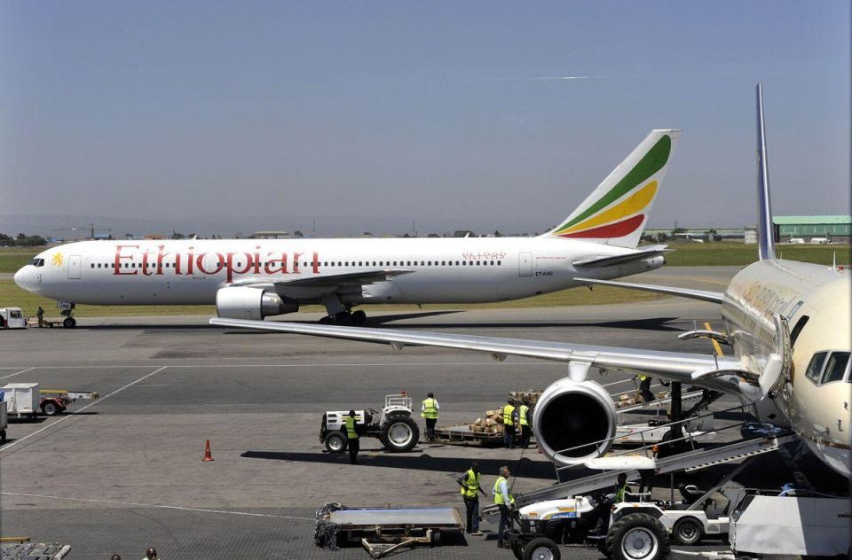 Spring air fare prices from Dubai to Johannesburg