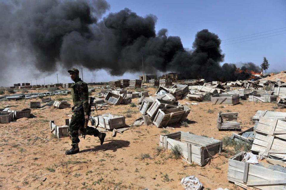 Jordan sends jets to support Libya no-fly zone