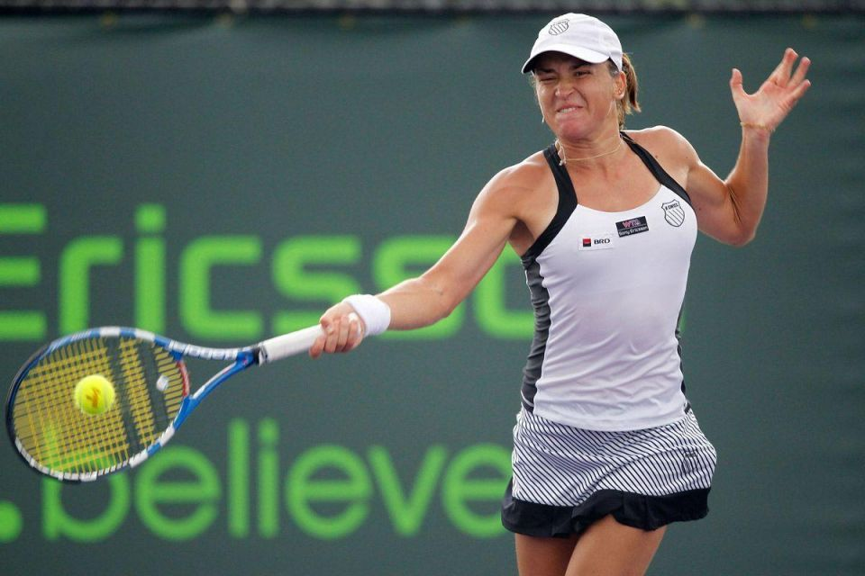 Latest tennis action from the Sony Ericsson Open