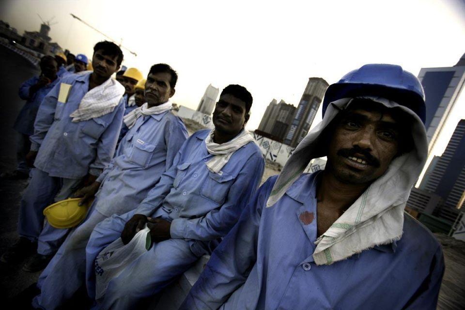 Trade unions lodge formal complaint against Qatar