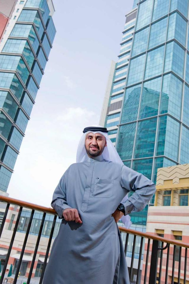 Five minutes with: Mohammad Al Falasi