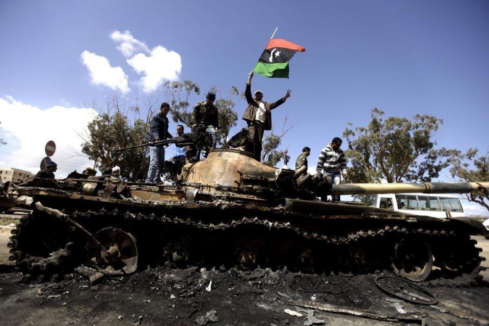 Libyan rebels killed in NATO air strike 'mistake'