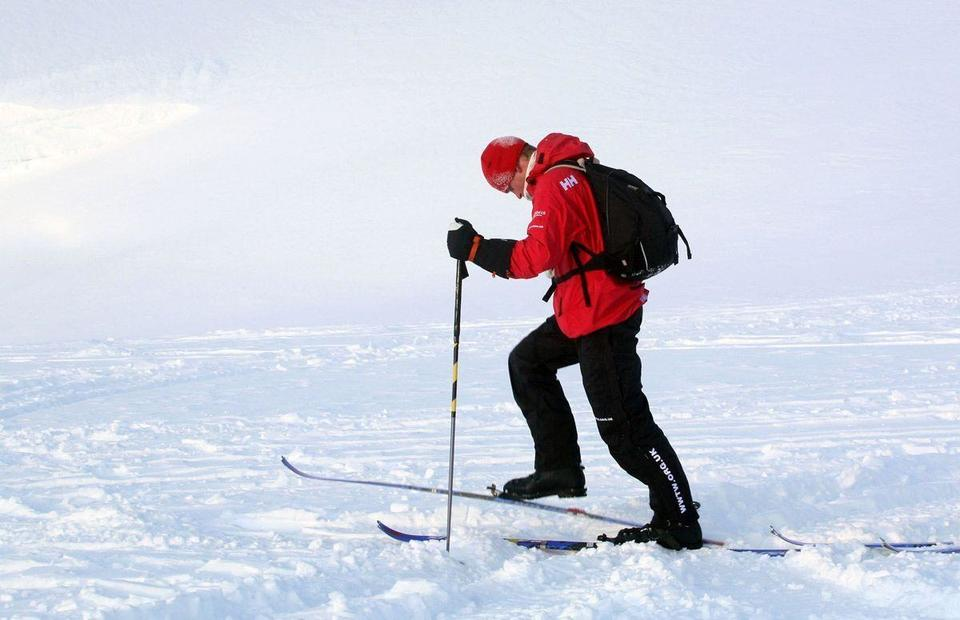 Prince Harry gears up for North Pole trek