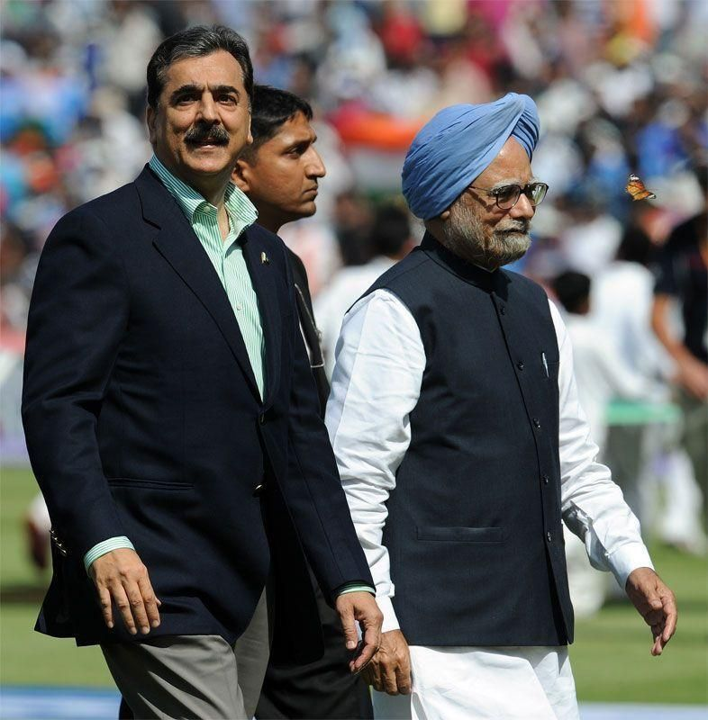 India and Pakistan gear up for 2011 Cricket World Cup
