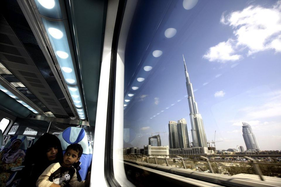 Dubai's RTA unveils plans to beat New Year congestion