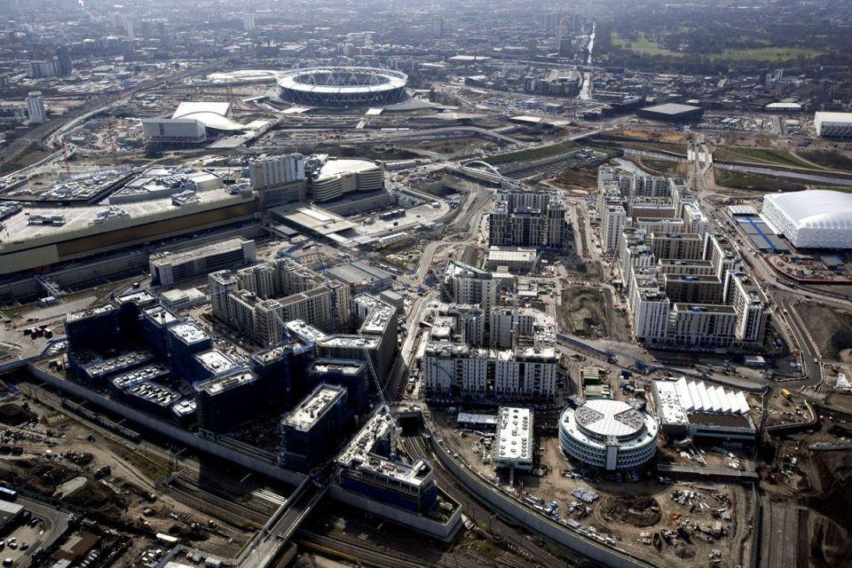 Qatar JV says London Olympics site homes ready in 2013