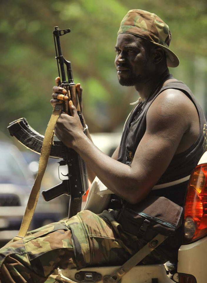 Ouattara forces lay siege to Ivory Coast's Gbagbo