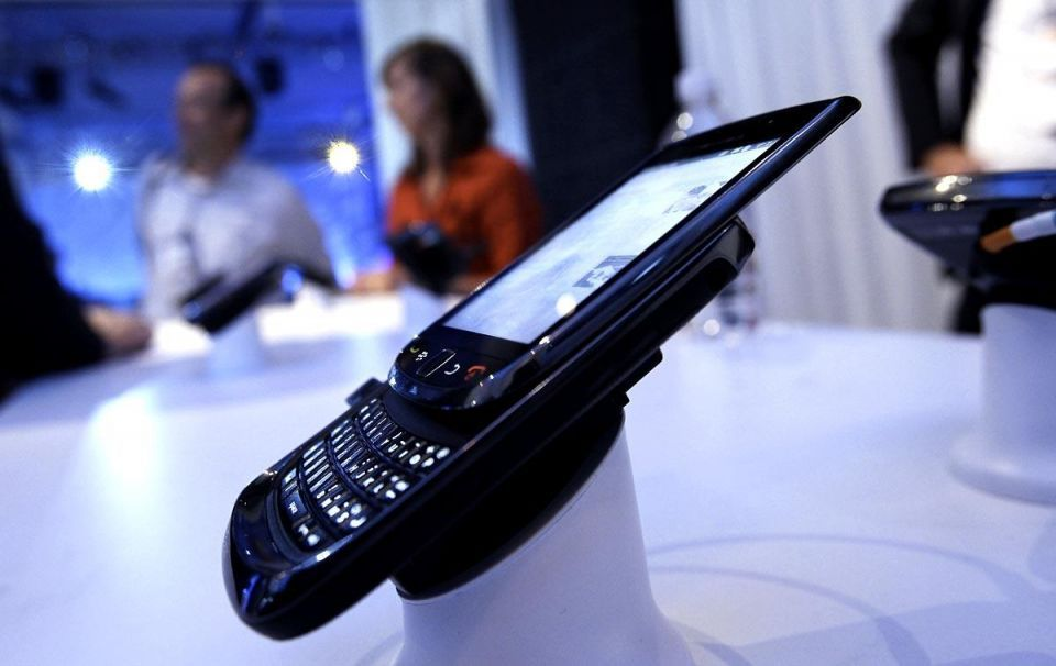 BlackBerry services fully restored in UAE