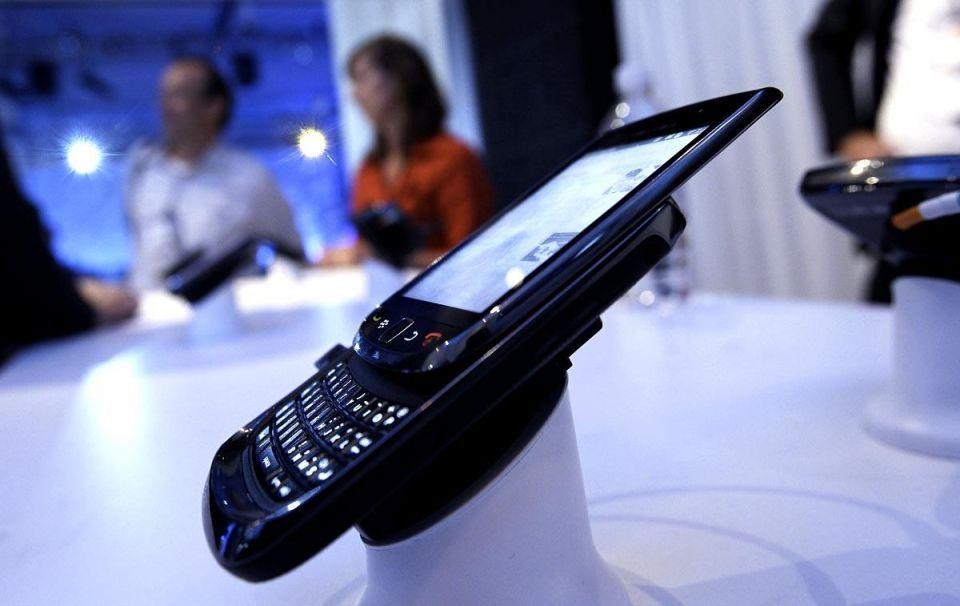 BlackBerry eyes brand overhaul after service blues