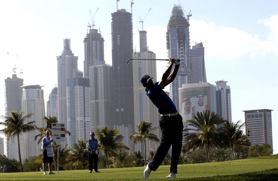 Jumeirah Golf Estates to host Race to Dubai until 2013
