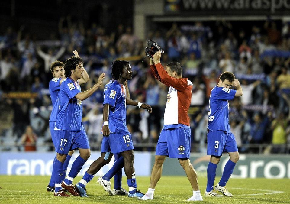 New players this year for 'Getafe Team Dubai'