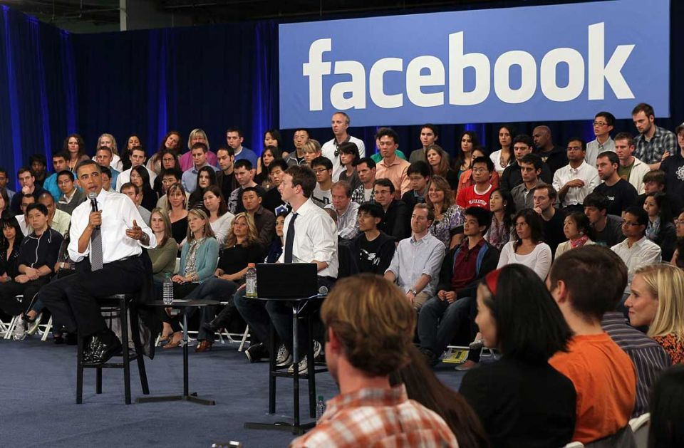 Ten years since Facebook launched
