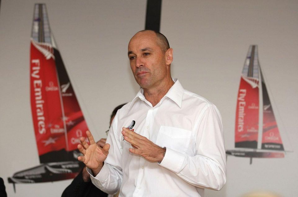 Emirates Team New Zealand's America's Cup challenge