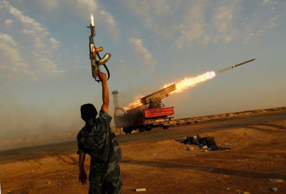 Libyan army ordered to retreat from Misrata