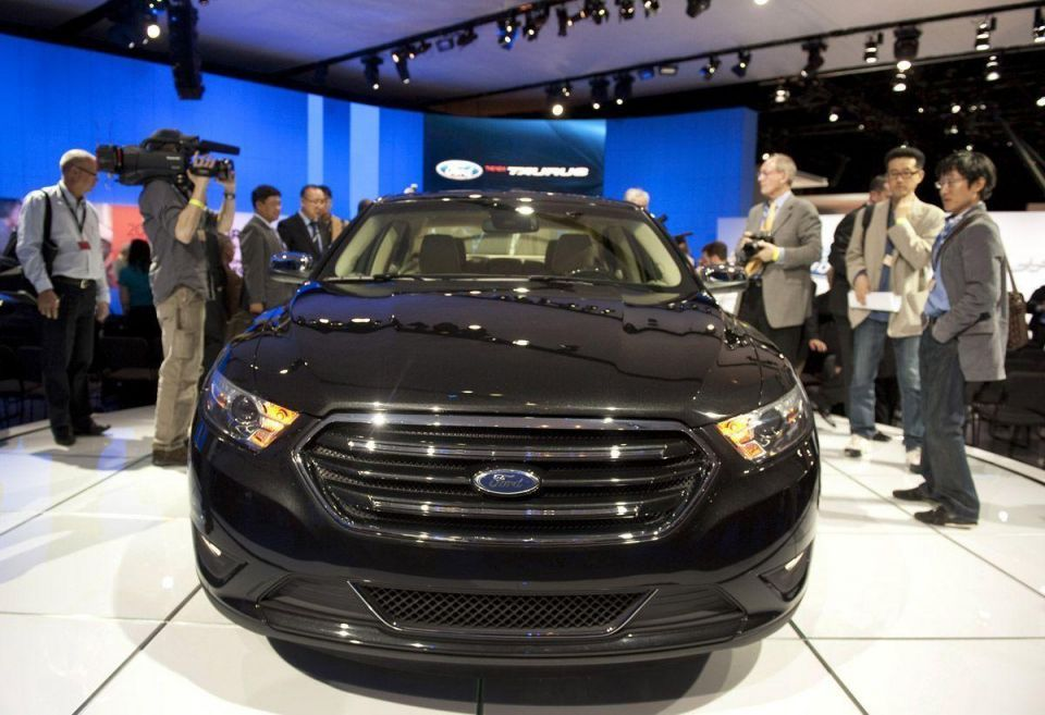Ford says Gulf sales are up 55% so far in 2011