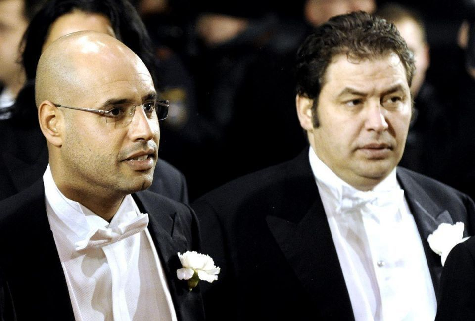 Gaddafi's son may have sold artifacts to fund fighting