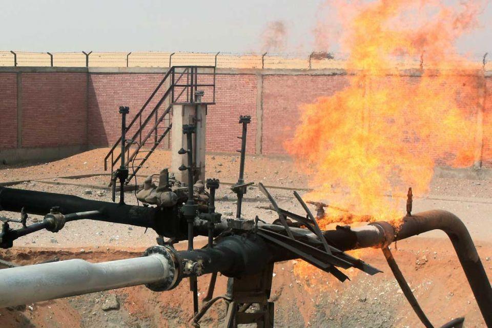 Four workers hurt in Kuwait gas pipeline fire