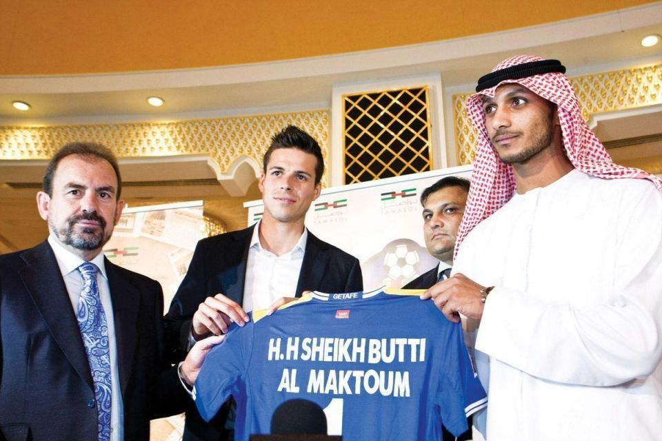 Dubai firm cleared of part in football 'fake sheikh' scam