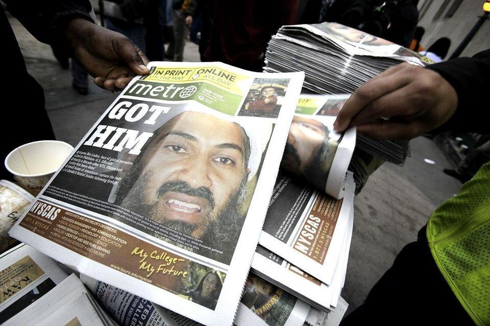 Obama flies in to thank unit which killed bin Laden