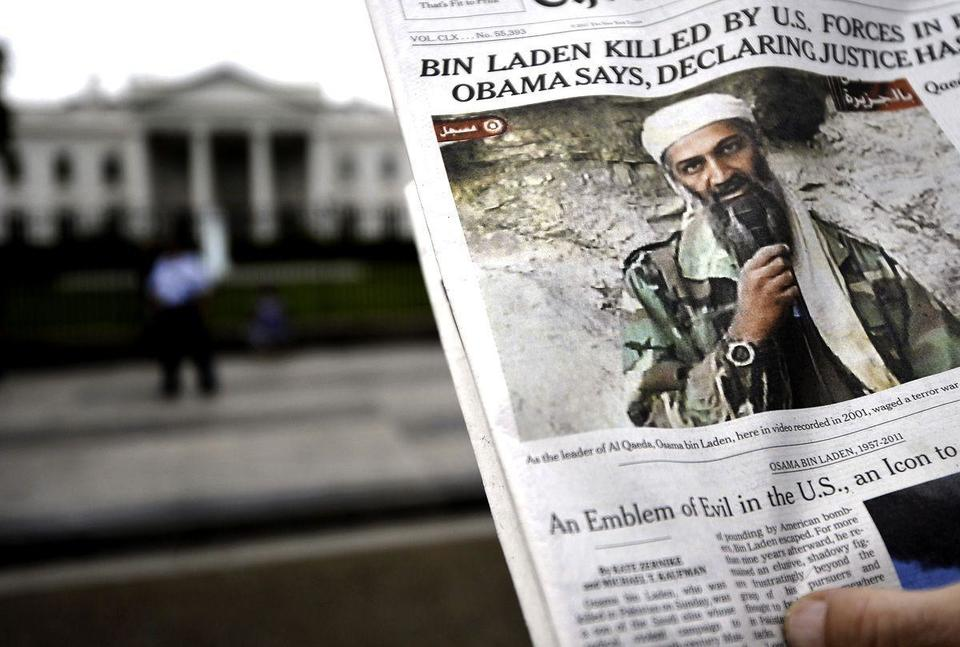 Osama bin Laden's legacy is of a boss who lost control