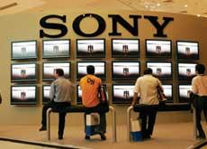 Sony Corp's warehouse burns in London riots