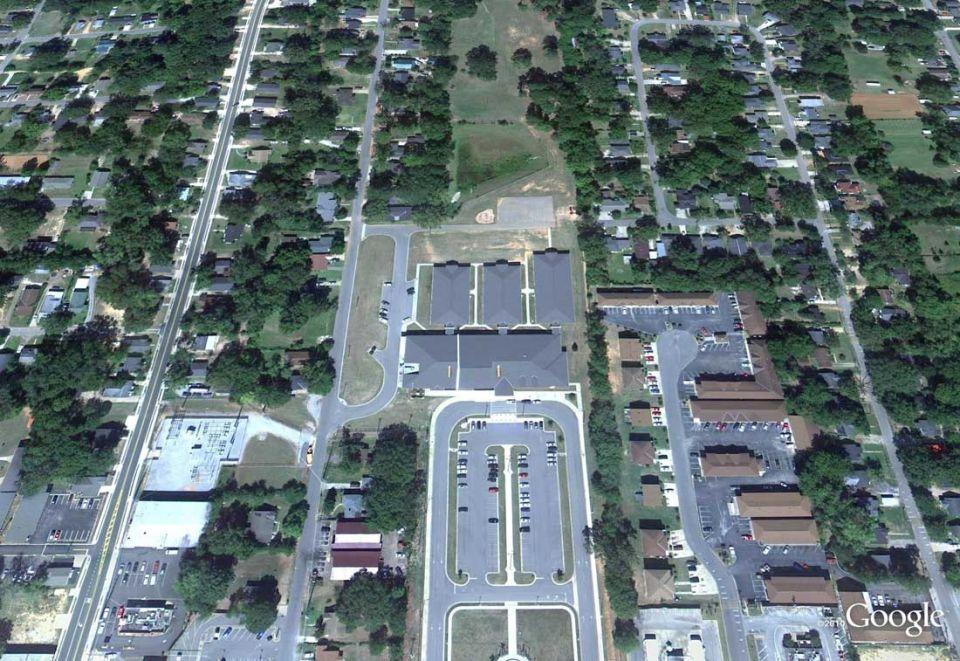 New Google images reveal extent of US tornado devastation