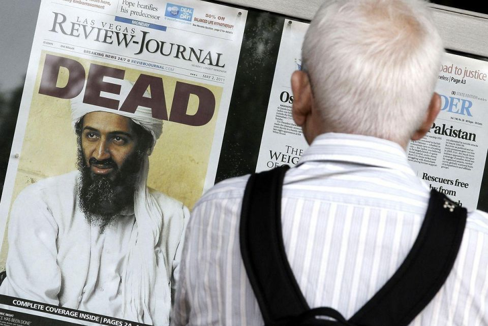 Bin Laden again unites, then divides, US and Europe