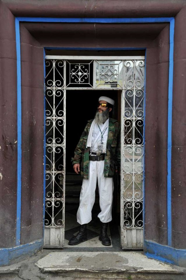 Meet Osama bin Laden's Colombian lookalike