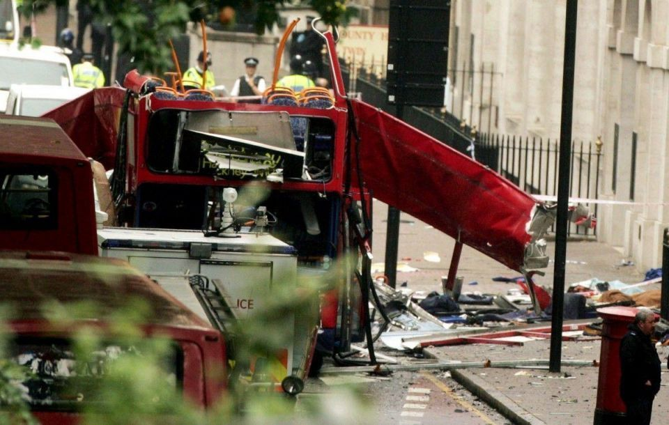 Security services cleared over London 7/7 deaths