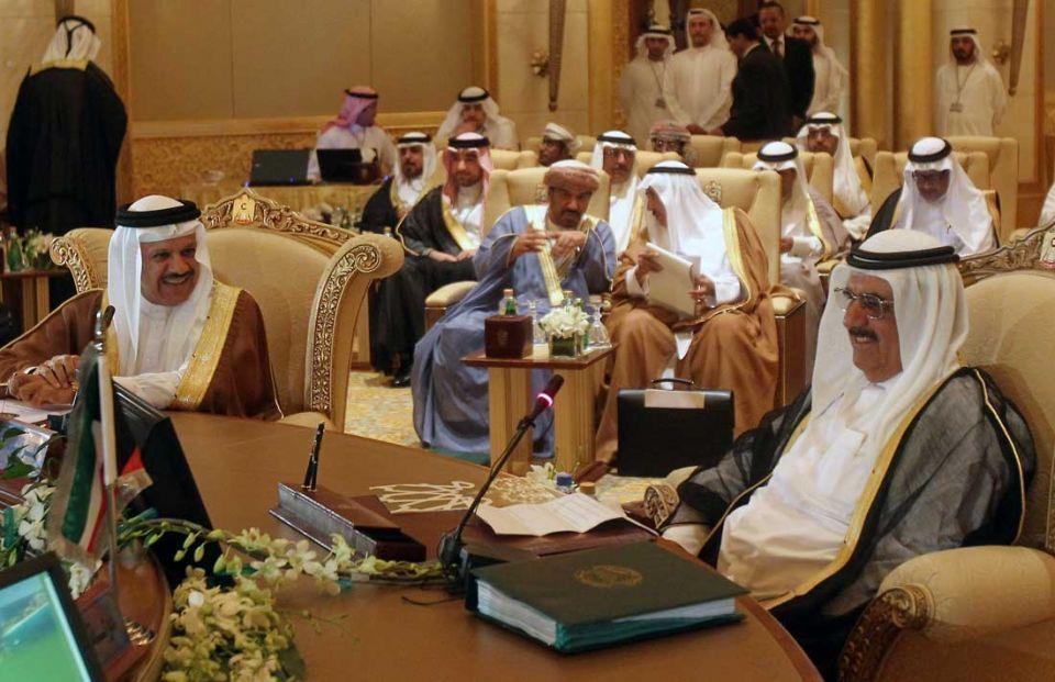 GCC finance ministers meet in Abu Dhabi
