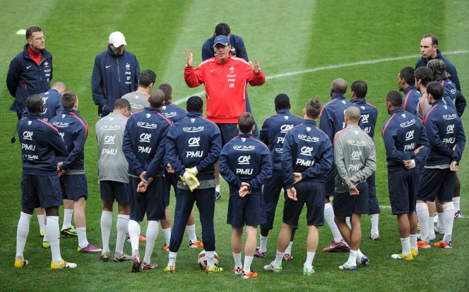 French football embroiled in race controversy