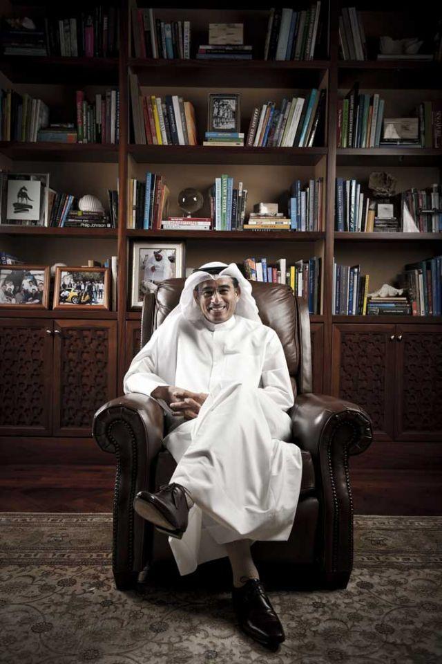 Exclusive new shots of Emaar chairman Mohammed Alabbar