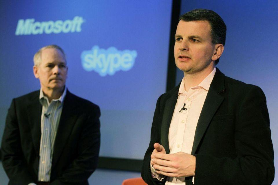 Investors slam Microsoft's Skype deal