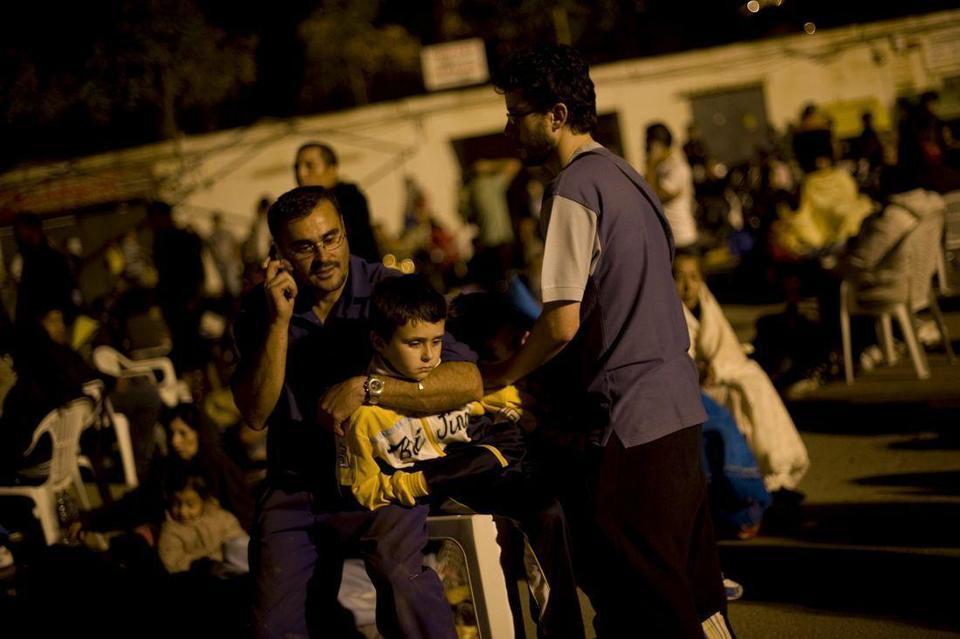 At least 10 dead in Spain's 5.3 magnitude quake
