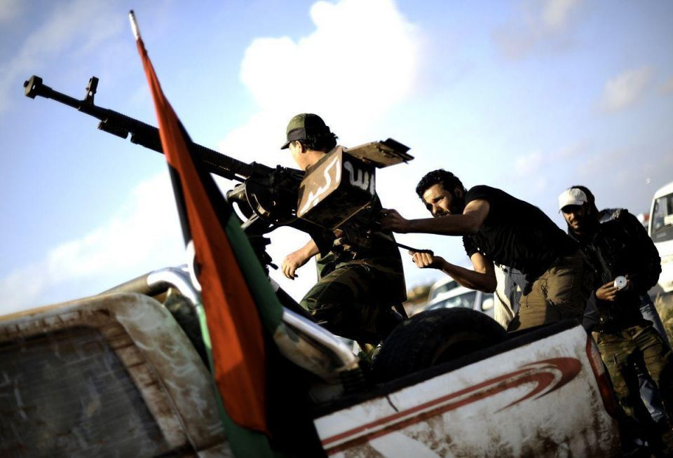 UAE recognises Libya rebels, to open Benghazi office