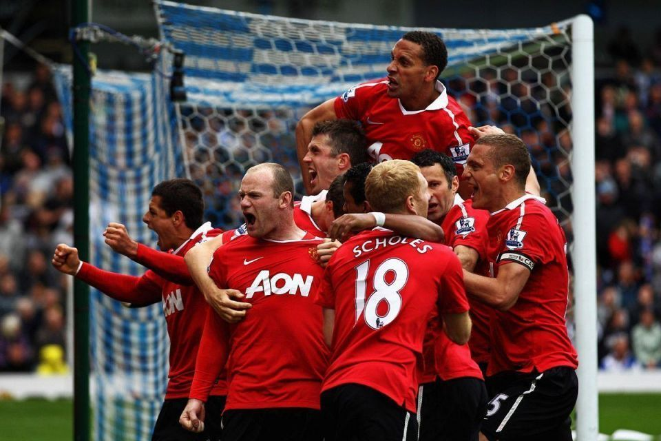 Manchester United wins record 19th league title