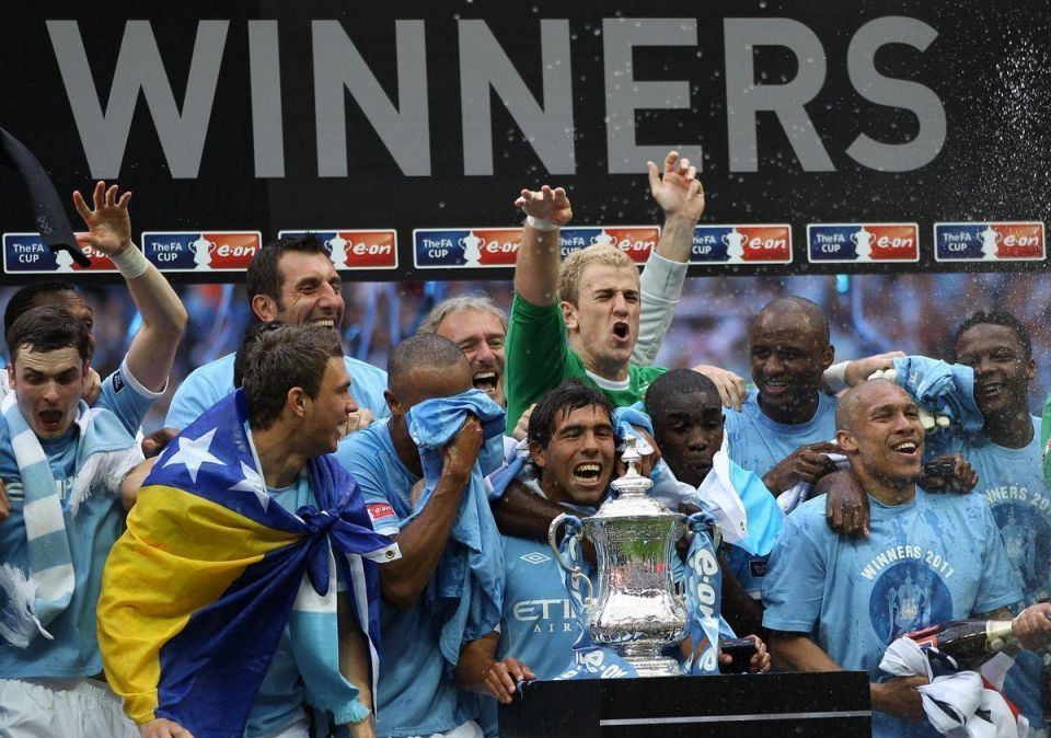 Sheikh Mansour's Man City investment set to exceed $1bn