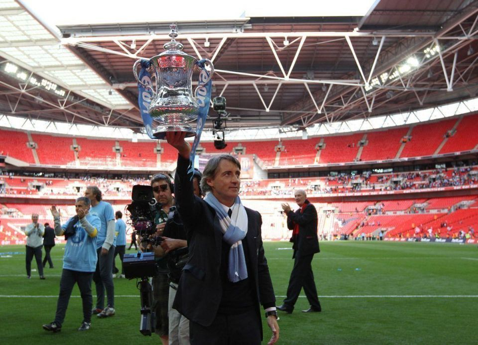 Manchester City win FA Cup, outclass Stoke City