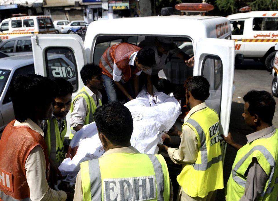 Gunmen kill Saudi diplomat in Pakistan's Karachi